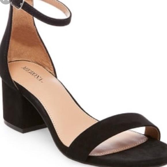 Merona Shoes | Target Black Heels